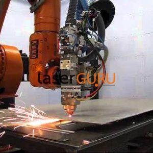 Роботизированная лазерная резка